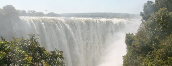 Victoria Falls by Marguerite Smit