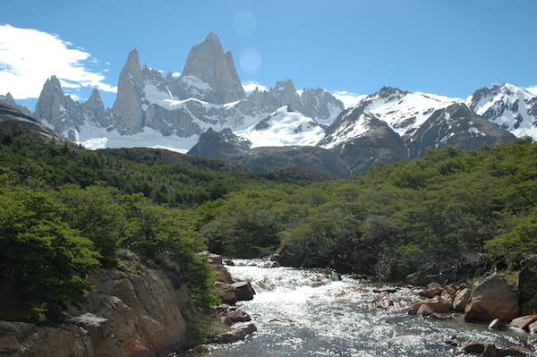 Scenic View of Patagonia