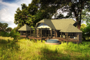 Chief's Camp Pavilion