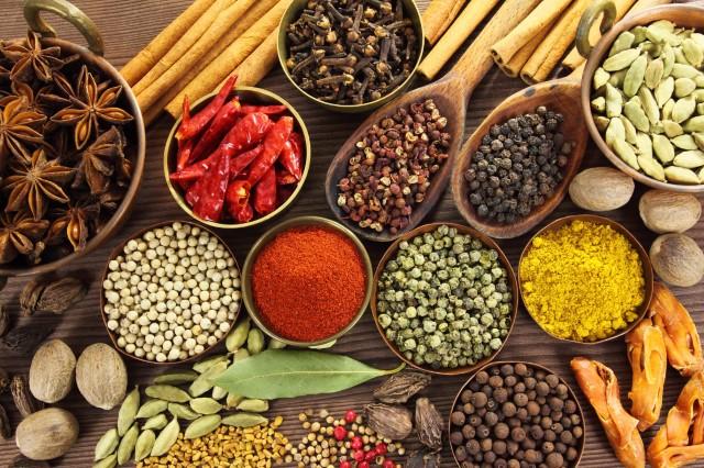 Delhi Spice Market