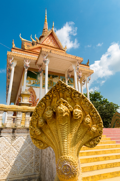 Khmer Temple Cambodia