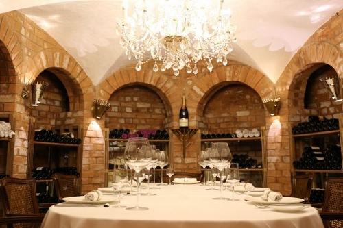 Cellar Room