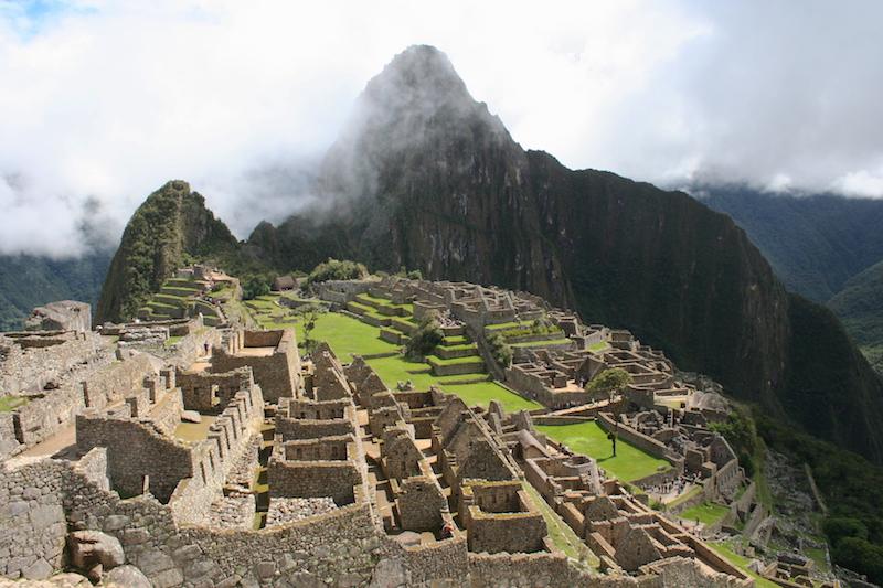 Joleen Soderberg - Machu Picchu, Peru