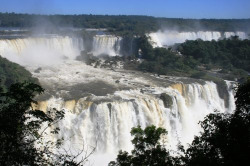 Iguacu - Brazilian Side