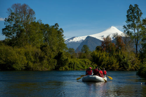 Lakes District - Rafting